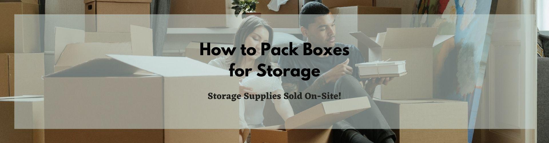 Best Storage Supplies